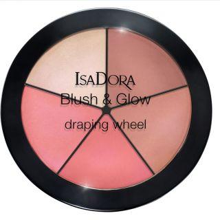 Blush & Glow Draping Wheel