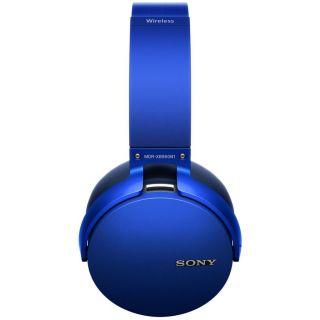 Sony MDR XB950B1 Wireless Stereo Headset Extra Bass-Blue