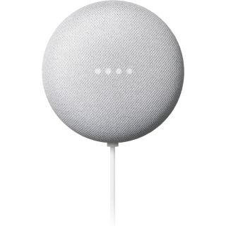 Nest Mini (2nd Generation) Smart Speaker with Google Assistant - Charcoal-White