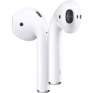 Apple AirPods with Charging Case (Wired)(used)