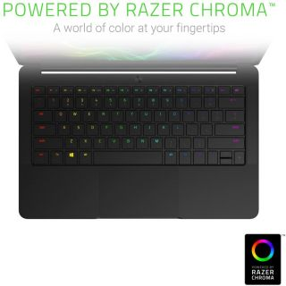 "Razer Blade Stealth 13.3"" QHD+ Touchscreen Ultrabook (7th Generation Intel Core i7, 16GB RAM, 512 GB SSD, Windows 10) - Black"
