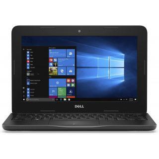 Dell Latitude 11-3180 Intel Celeron N3350 1.1GHz 4GB 128GB 11.6in, Black