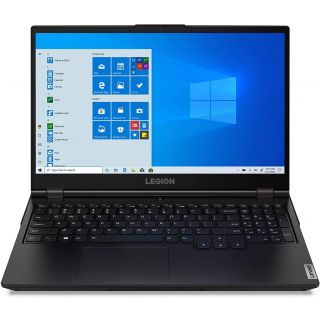 "Lenovo Legion 5 15IMH05H Gaming and Business Laptop (i7-10750H 6-Core, 8GB RAM, 256GB PCIe SSD, NVIDIA GTX 1660 Ti, 15.6"" Full HD (1920x1080), WiFi, Bluetooth, Webcam, Win 10 Home)"