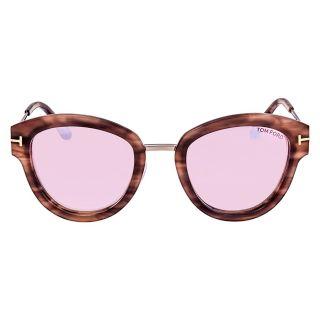 Tom Ford Women's Mia  Gradient Lens Sunglasses
